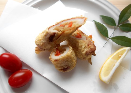 ちくわ 天ぷら レシピ